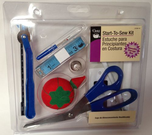 Dritz Start-to-sew kit