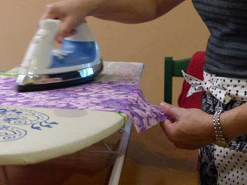 Ironing Lesson - The Lost Apron