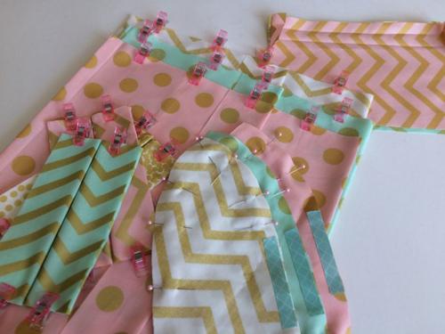 Pre-Cut Sewing Kits