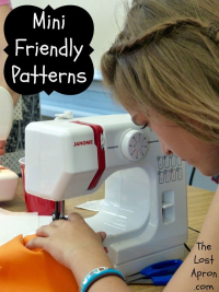 Mini Friendly Patterns