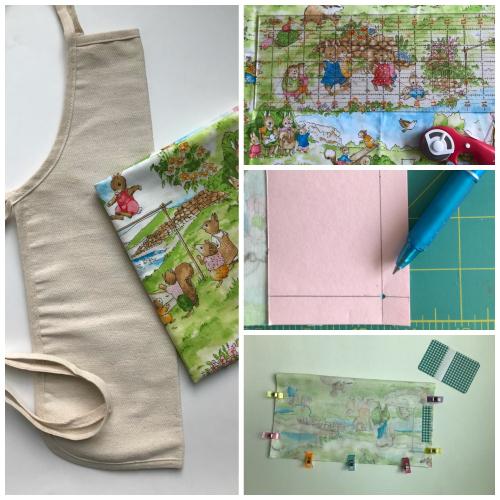 Bunny Pocket Materials