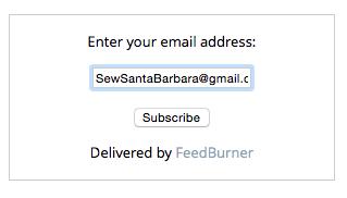Sew Santa Barbara