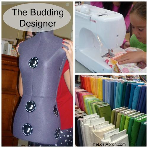 Budding Designer