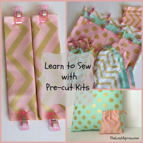 Pre-cut Kits