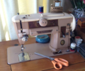 My First Sewing Machine - The Lost Apron