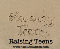Raising Teens===The Lost Apron