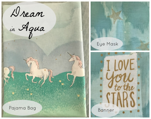 Dream in Aqua