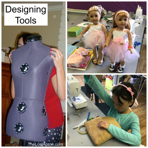 Designing  Tools -- The Lost Apron